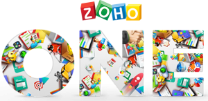 Everything you need for business at the lowest per-user cost with Zoho One